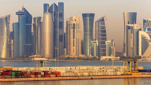 صادرات به قطر
