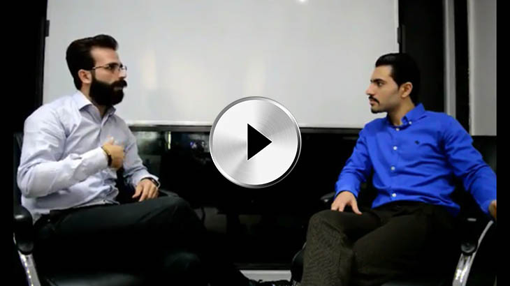 گفتگو با محمد میلادی مشاور مدیریت منابع انسانی در اهواز